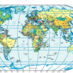 S'orienter à l'aide d'une carte : les coordonnées géographiques