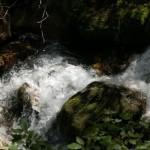 Traverser un cours d'eau à gué