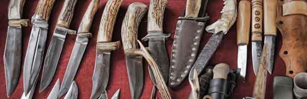 Fabriquer des couteaux