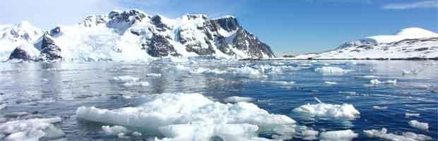 Trouver de l'eau en régions polaires