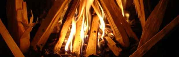 Outils pour faire un feu