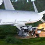 Que faire dans le cas d'un crash d'avion sur terre