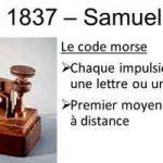 Les signaux  : le code Morse
